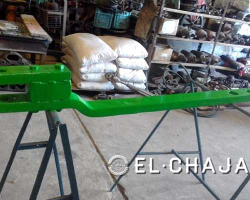 Barra De Tiro Tractor Deutz Ax 120.