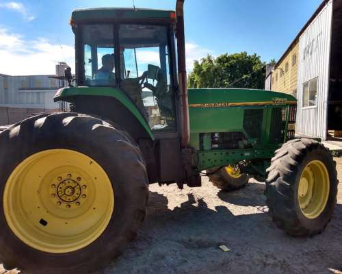 Tractor John Deere 7800