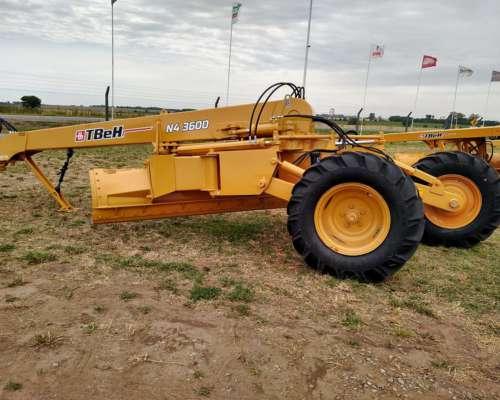 Niveladora Tbeh N4 3600 Nueva Disponible