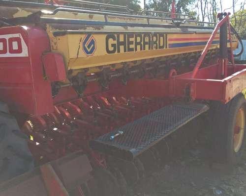 Vendo o Permuto Gherardi G100 25 a 17.5 con Alfalfero 2011