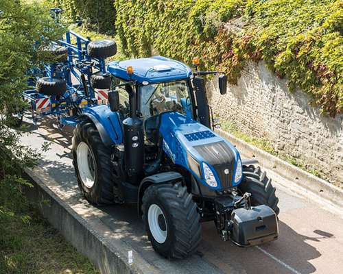 Tractor T8.410 - New Holland