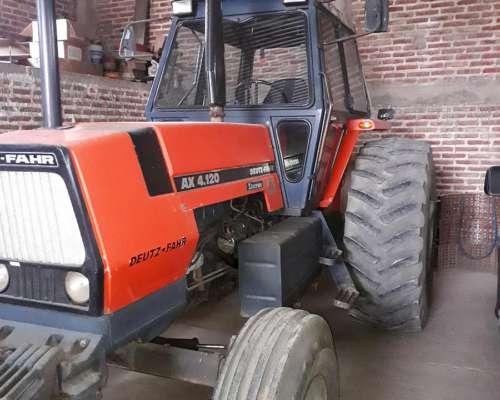 Deutz Fahr AX 4.120 L