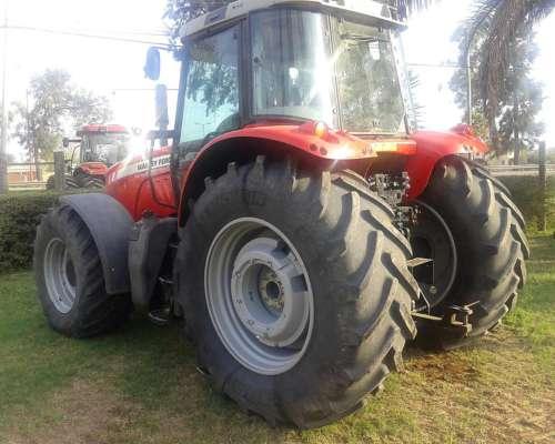 Massey Ferguson 6480 Dyna 6 2008 Power Shift