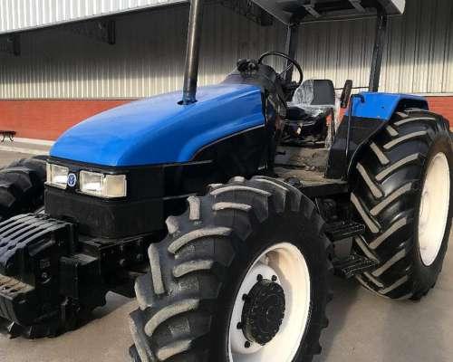 New Holland TL 95 4X4 con 3 Punto