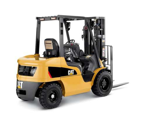 Autoelevador CAT Diesel 2.5 TN 0km- (precio Incluye Iva) -