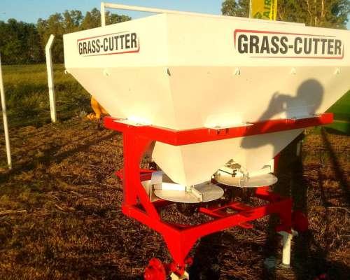 Fertilizadora de Arrastre de 1500lts Oferton