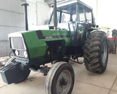 Deutz AX 110 L Cabina TDF Independiente