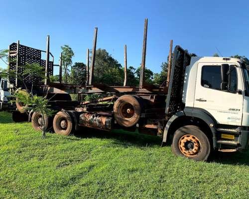 Camion Axor 2831 6X4