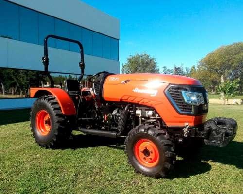 Tractor Hanomag Frutero Fr75- Vende Servicampo Tandil