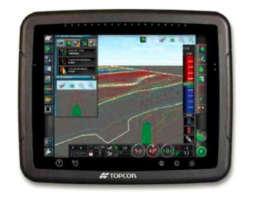 Sistema de GPS de Nivelación Topcon