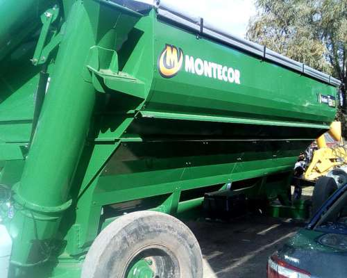 Monotolva Montecor 28000 Litros con Balanza