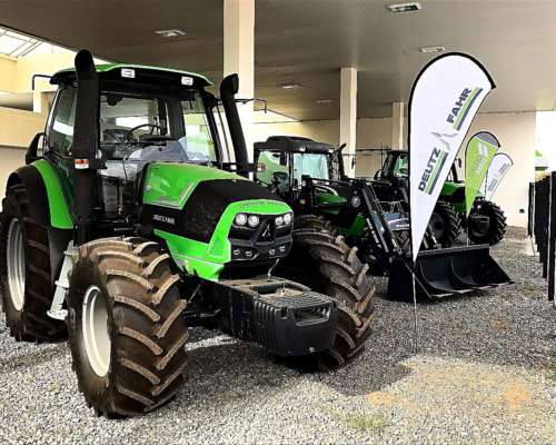 Deutz Fahr Agrotron M600 Oferta MES Agosto 2019