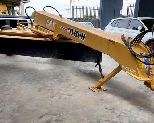 Niveladora de Arrastre Tbeh N4 3600 - Entrega Inmediata -