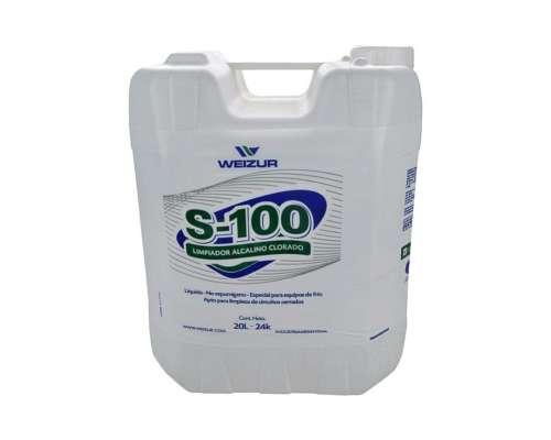 Desinfectante S100 Bidon X 24 Kg