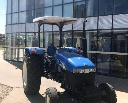 Tractor New Holland TT 75 año 2009