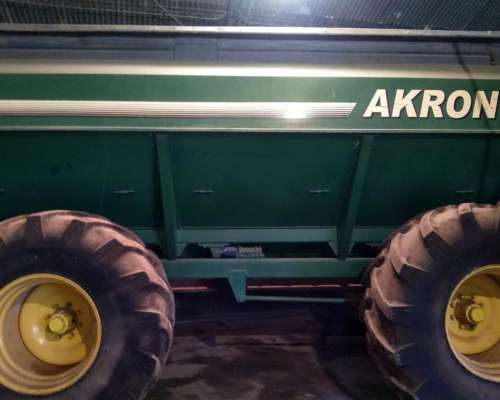 Tolvas Autodescargable Akron 20-25 Ton. - 2.000-1 / Balanza