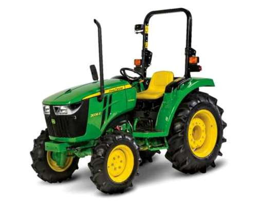 Tractor John Deere 3036e Oferta Lanzamiento