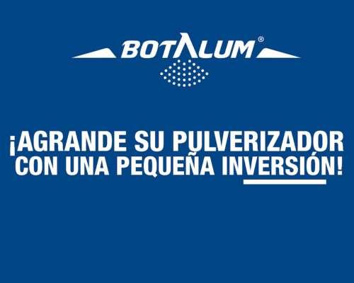 Barral de Aluminio Botalum para Pulverizador Pla