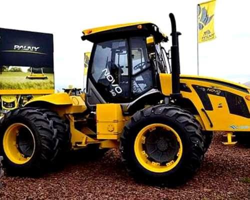 Tractor Pauny Novo 540