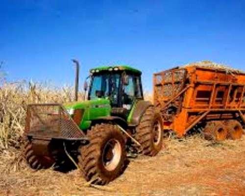 Tractor Agrale BX 6150 Doble Tracción Industria Argentina