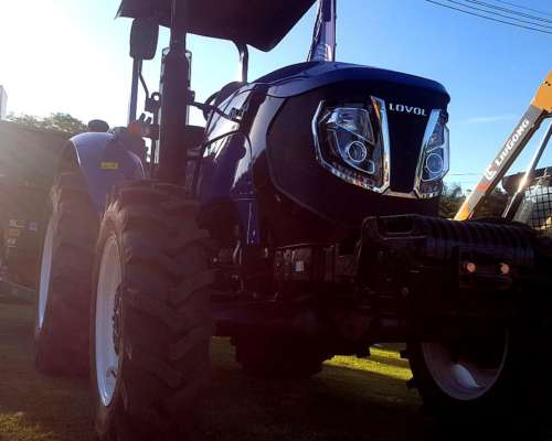 Tractor Lovol TD 754 - Doble Traccion