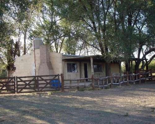 Venta de Campo con Coto de Caza Armado en la Pampa
