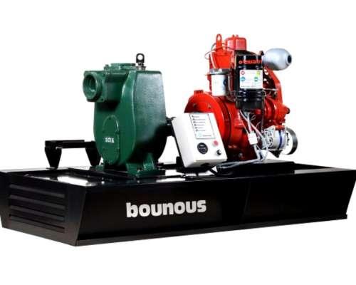Motobombas Bounous Diesel Centrifugas-autocebantes