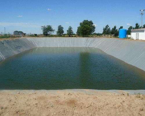 Fundas Para Impermeabilización De Reservorios De Agua
