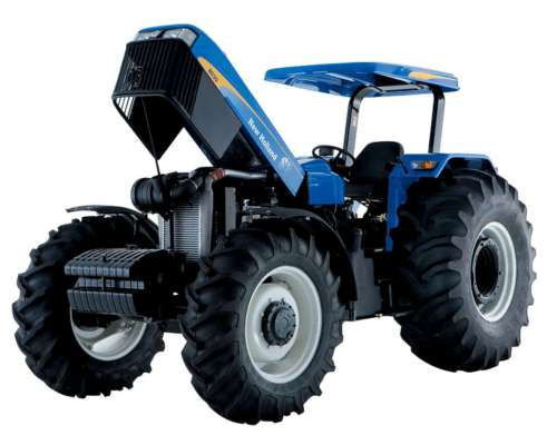 Tractor New Holland 8030