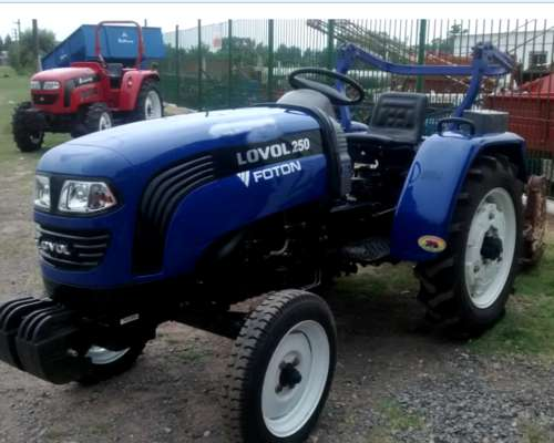 Tractor Lovol 250 30 HP