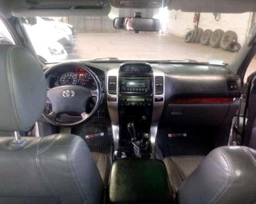 Toyota Land Cruiser Prado 2007,diesel Única Mano