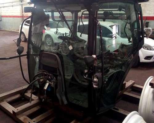 Cabina Completa Case Puma