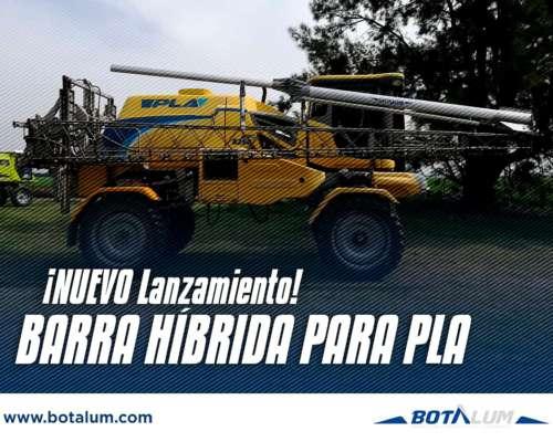 Barra Híbrida para Pla