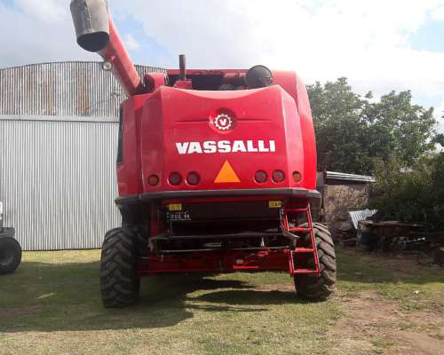 Cosechadora Vassalli AX 7500 - Impecable