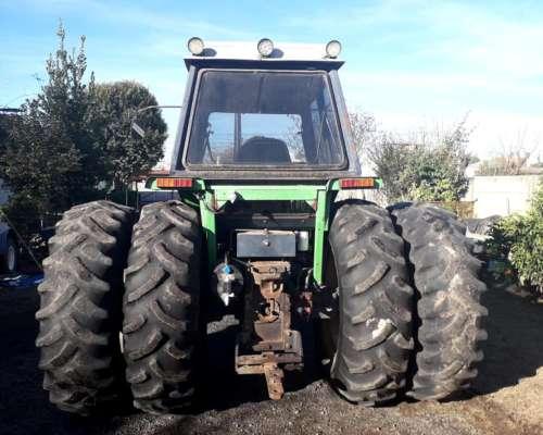 Tractor Simple Deutz 4.120, Tres Arroyos