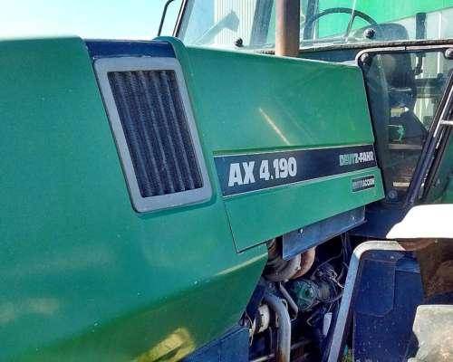 Deutz Fahr AX 4.190 4X4 Cabina Original con AA