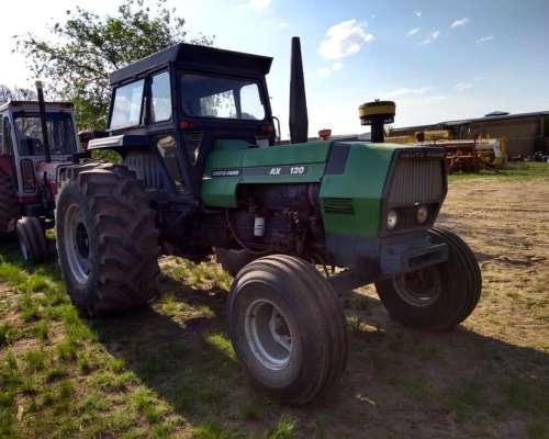 Tractor Deutz AX.120 Cabinado / Oportunidad Canje Cereal
