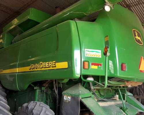 Cosechadora 9660 John Deere 2004
