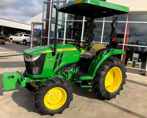Tractor John Deere 3036 e