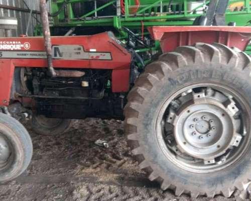 Tractor Massey Ferguson 1175