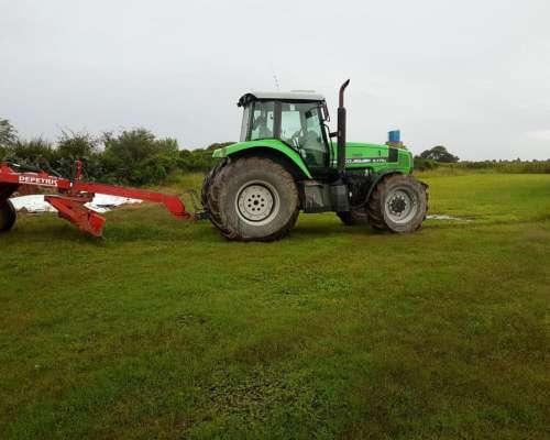 Tractor Agco Allis 6.175a