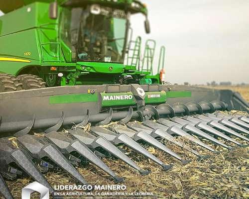 Mainero MDD-200 16 Surcos Multilinea Disponible