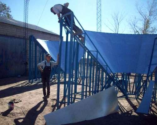 Fabrica Silos Aéreos 100 TN $ 46.000 Colonia Menonita