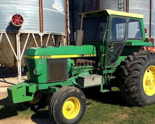 Tractor, John Deere 3350. Excelente Estado. 1ra Mano