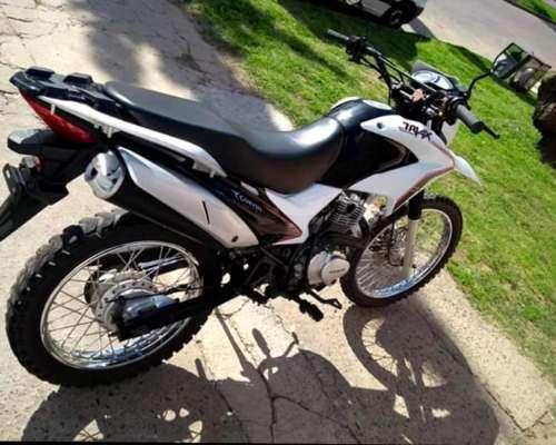 Moto Cross Corven Triax 150 R3 - 2.017 / Excelente Estado G.