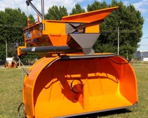 Embolsadora Quebradora - Moledora 100 Tn/h en 9 Y/O 6 P