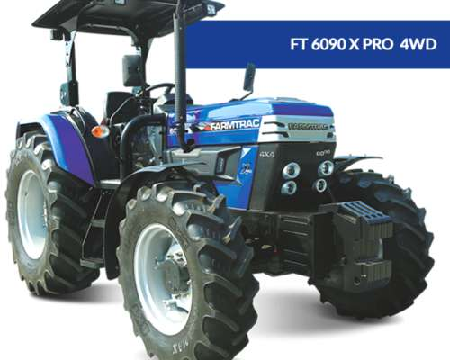 Tractor Farmtrac (ford) 6090 Xpro 4X4