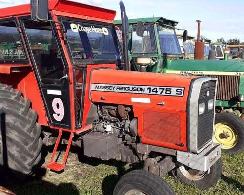 Tractor Massey Ferguson 1475 S