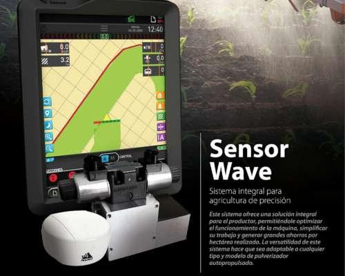 Sistema de Agricultura de Precisión Para Pulverizadores