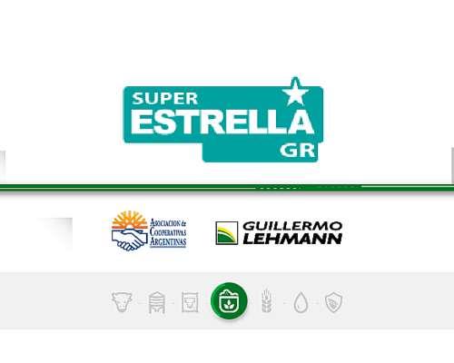 Super Estrella GR 79,2 - Herbicida ACA
